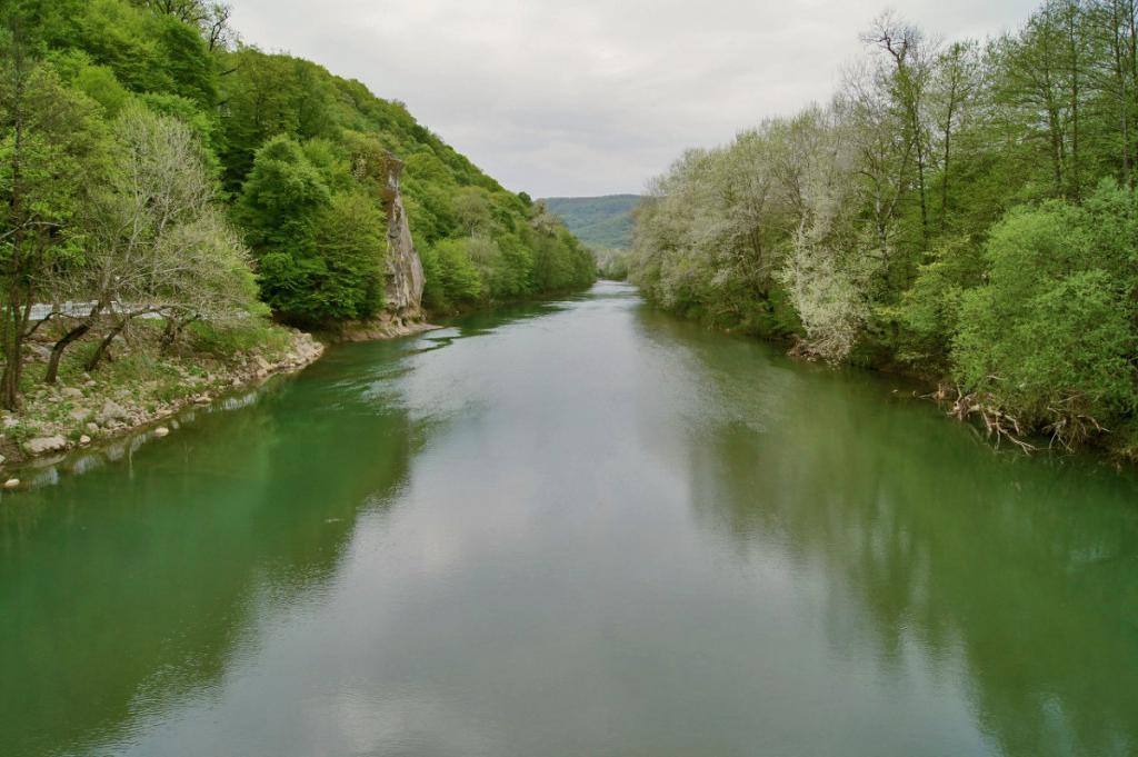 В МЧС Кубани предупредили о подъеме уровня рек 3-4 февраля