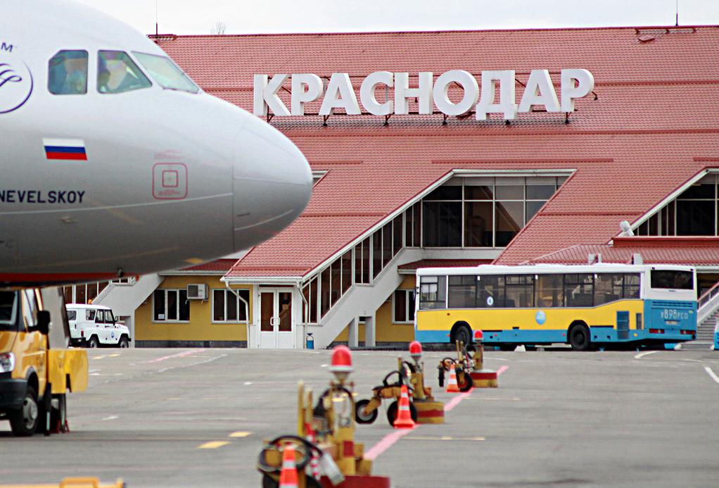 Туман не позволил приземлиться трем самолетам в Краснодаре