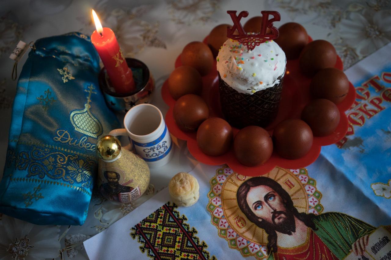 Церковь: как освятить пасхальные куличи на дому | Новости Туапсе