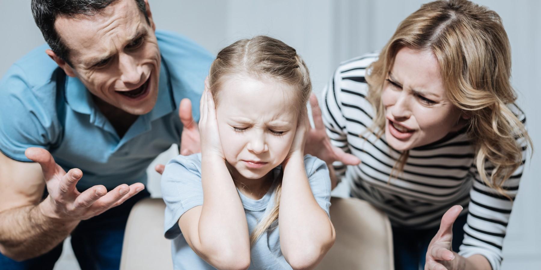 Картинка родители и дети ругаются матом