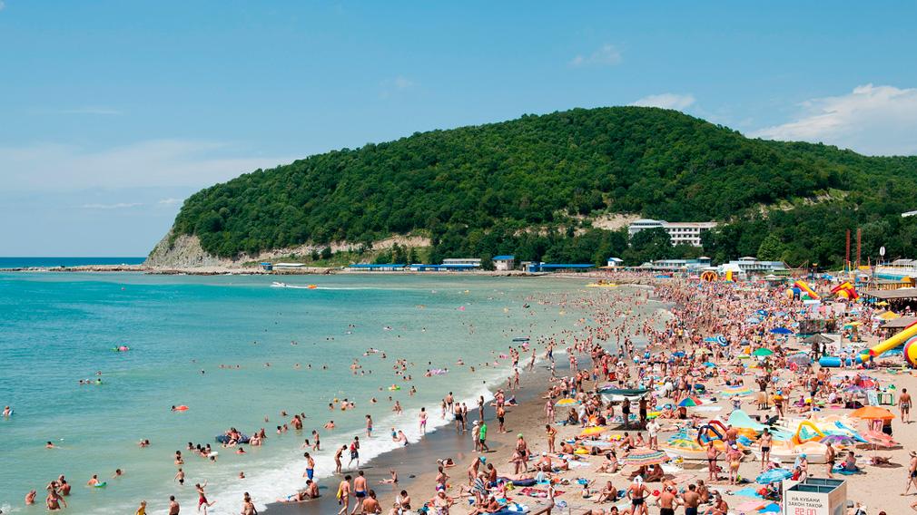 Джубга краснодарский край фото пляжа