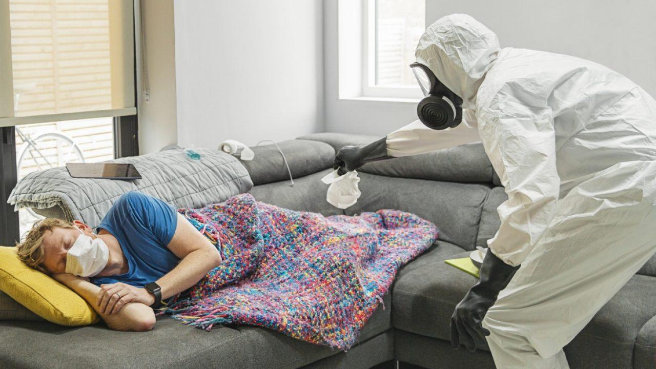Если в семье больной COVID-19: как правильно ухаживать и не заболеть |  Новости Туапсе.